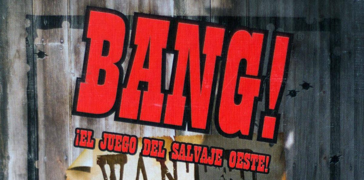 Bang! Juego de mesa