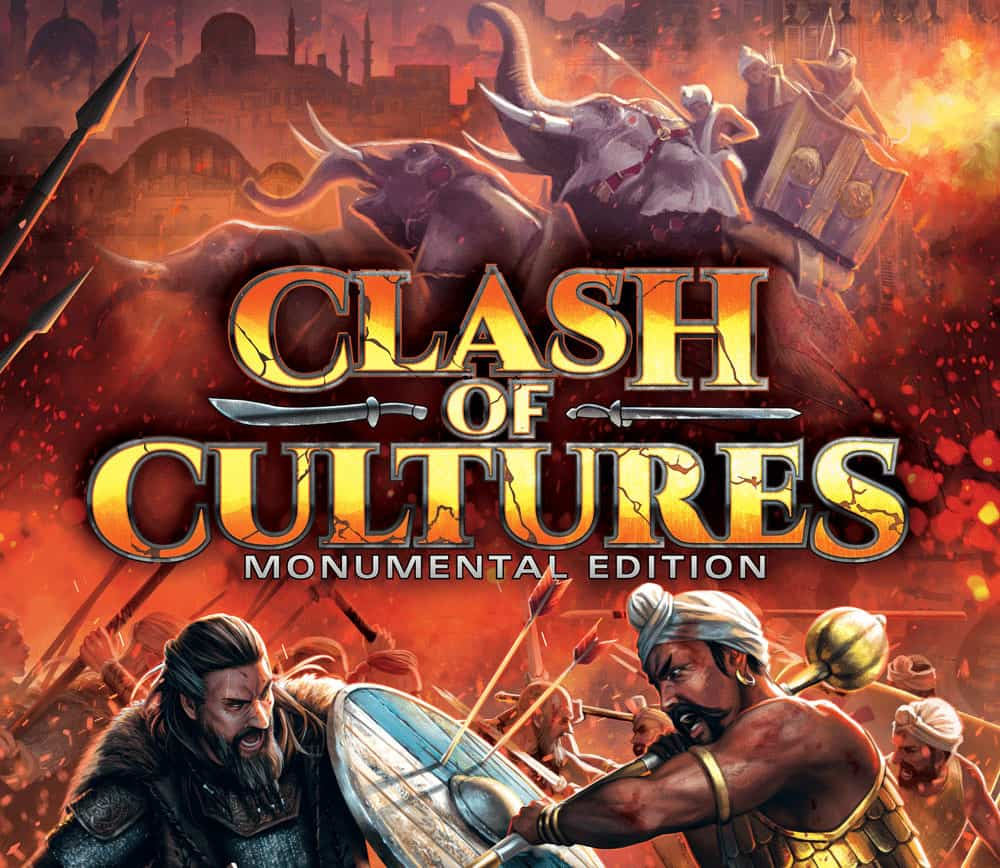Clash of Cultures Monumental Edition