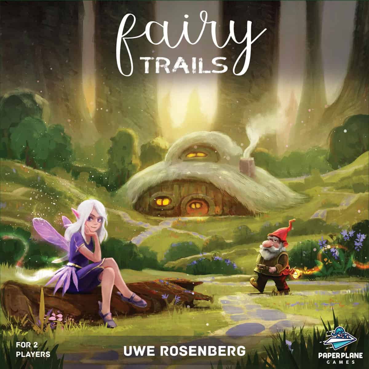 Fairy Trails de Uwe Rosenberg