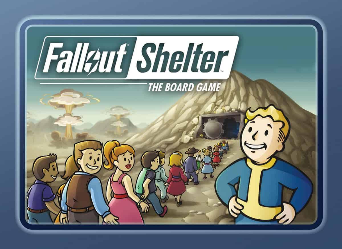 Fallout Shelter: El juego de mesa