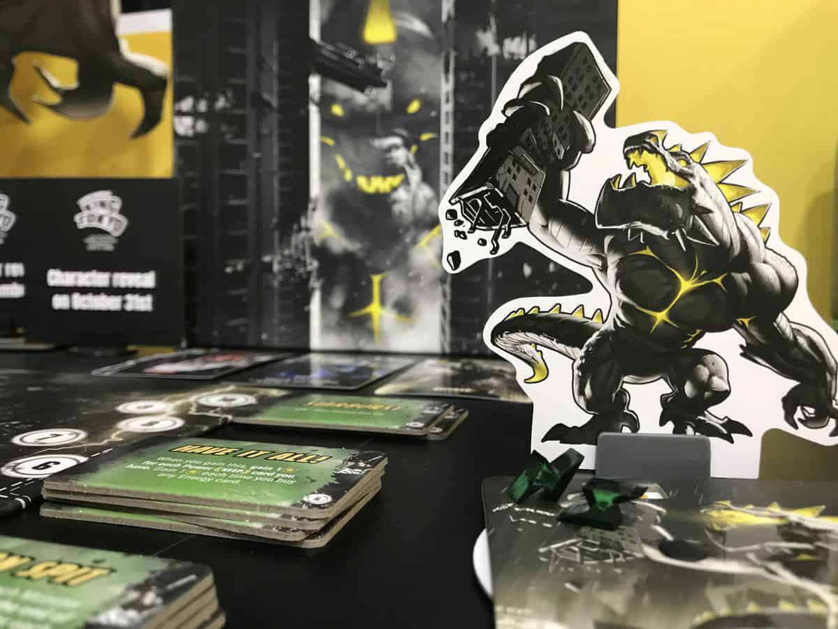 King of Tokyo: Dark Edition en castellano