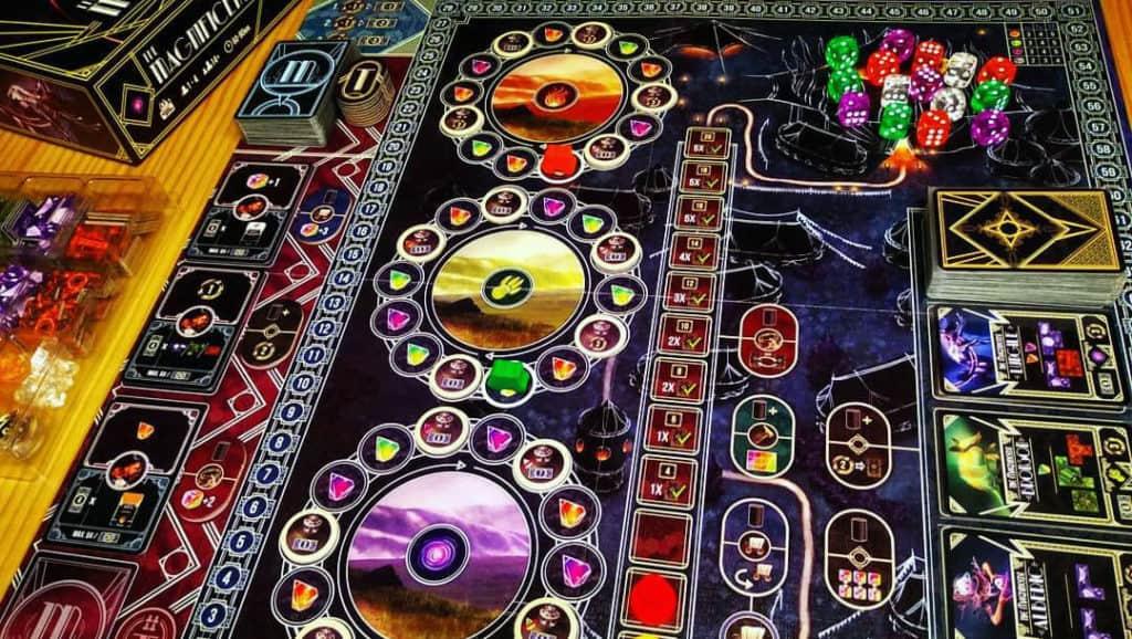 Arrakis Games editará en español The Magnificent, el juego más deseado en Essen