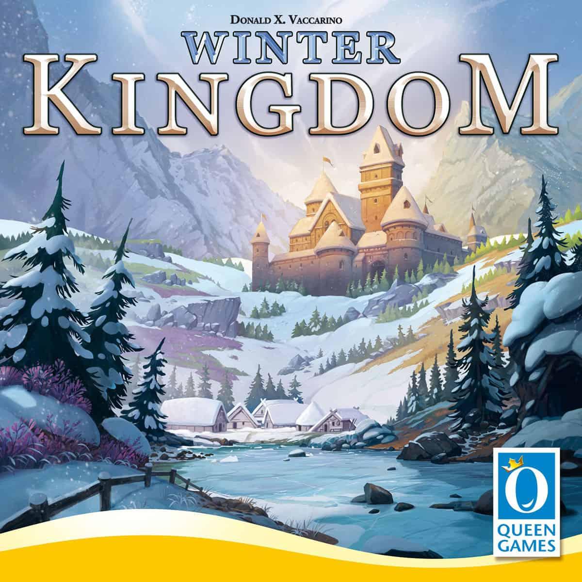 Winter Kingdom en Kickstarter